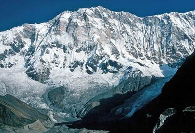 ภูเขาอันนาปุรนะ