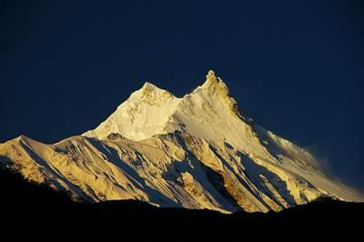 ภูเขามานาสลู