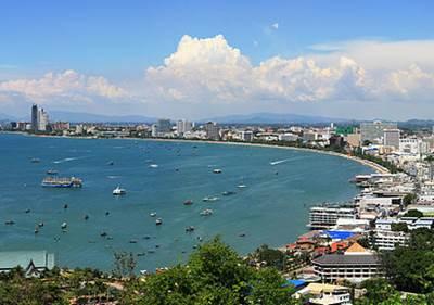 สถานที่ท่องเที่ยวชลบุรี