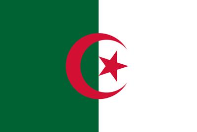 ธงชาติแอลจีเรีย