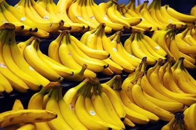 การลดน้ำหนักด้วยกล้วย