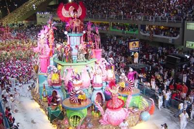 เทศกาลคาร์นิวัลในบราซิล