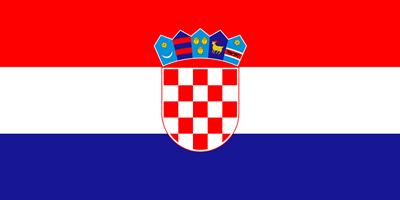 ธงชาติประเทศโครเอเชีย