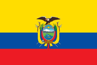 ธงชาติประเทศเอกวาดอร์