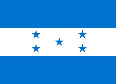 ธงชาติประเทศฮอนดูรัส