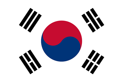 ธงชาติประเทศเกาหลีใต้