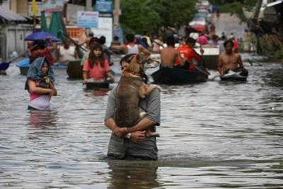 ภัยธรรมชาติในประเทศไทย