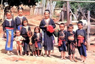 ประชากรของไทย