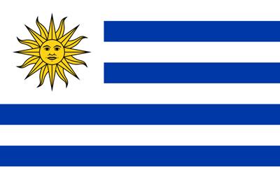 ธงชาติอุรุกวัย