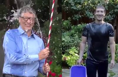 Ice Bucket Challenge for ALS