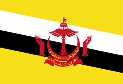 ธงชาติบรูไน
