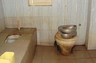 วิธีกำจัดคราบหินปูนในห้องน้ำ