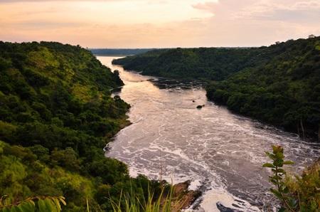 แม่น้ำที่ยาวที่สุดในโลก