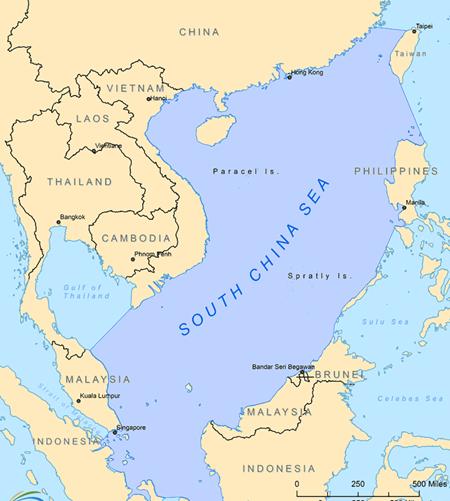 ทะเลที่ใหญ่ที่สุดในโลก