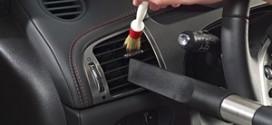 การทำความสะอาดภายในรถ ให้สะอาดหมดจด