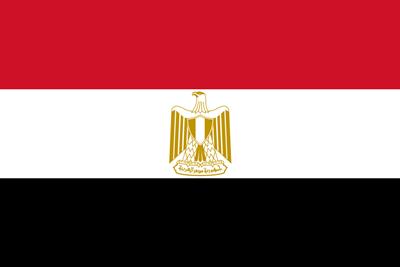 ธงชาติประเทศอียิปต์