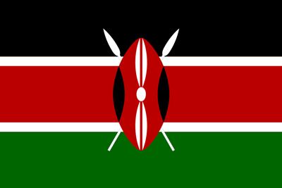 ธงชาติประเทศเคนยา