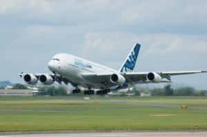 เครื่องบินโดยสารที่ใหญ่ที่สุดในโลก