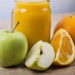 ลดความอ้วนด้วยน้ำผลไม้