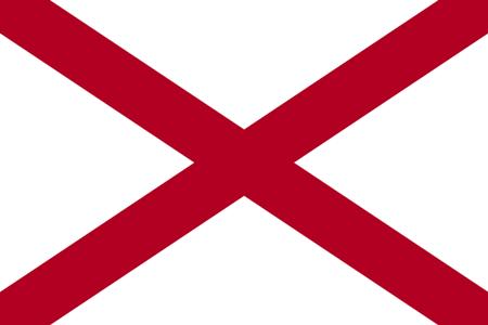 ธงประจำรัฐอลาบามา