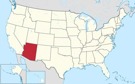 รัฐอาริโซนา