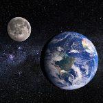โลกใหญ่กว่าดวงจันทร์กี่เท่า