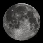 ดวงจันทร์หมุนรอบตัวเอง